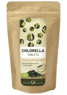 Chlorella Organica Tablete