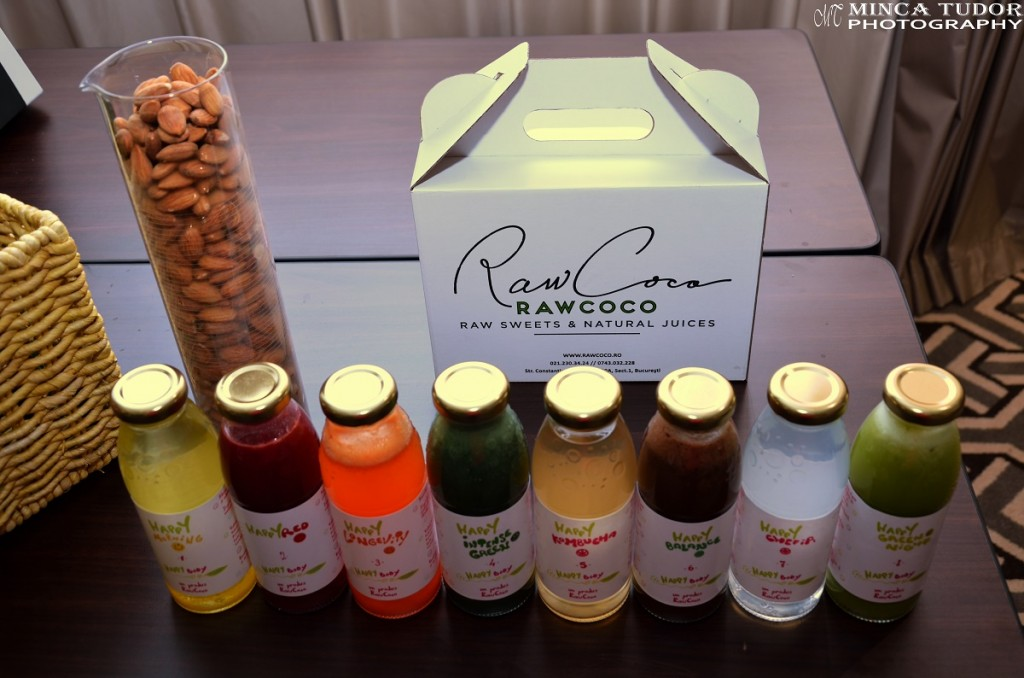 Rawcoco Si Detox Happy Body - WorkShop Raw Food