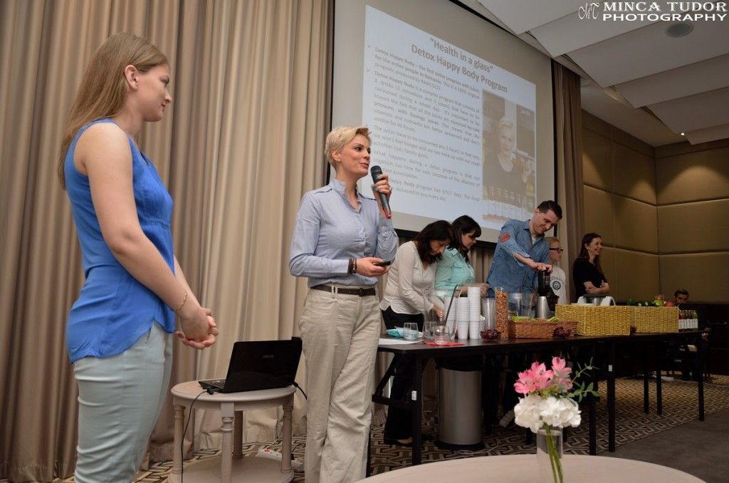 WorkShop Dulciuri Si Sucuri Detox Happy Body Stejari County